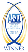 Airports Council International ASQ Winner